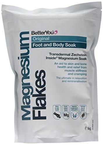 Better You Magnesium Original Flakes, 1 kg