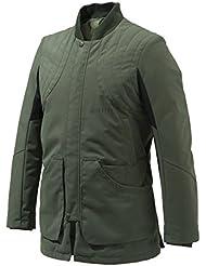 Beretta Hombre caza y tiro–Chaqueta, otoño/invierno, hombre, color verde, tamaño L