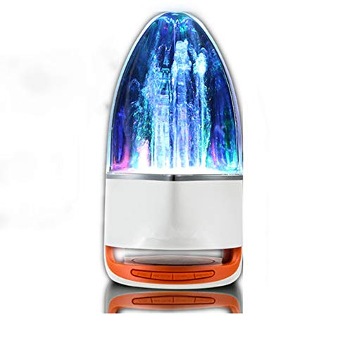 PM-Speaker Bluetooth Lautsprecher Auto Water Dance Waterjet Sound Computer Handy Mini Brunnen Kleine Subwoofer Kreativen Sound