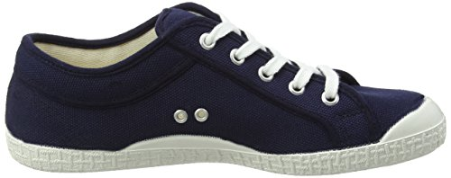 Kawasaki Tennis, baskets sportives mixte adulte bleu (HEAVY CNVS NAVY)