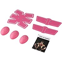 Gwendoll Beauty Body Mobile-Gym Smart Fitness Ensemble de dresseur Musculaire EMS Fit Boot Toning