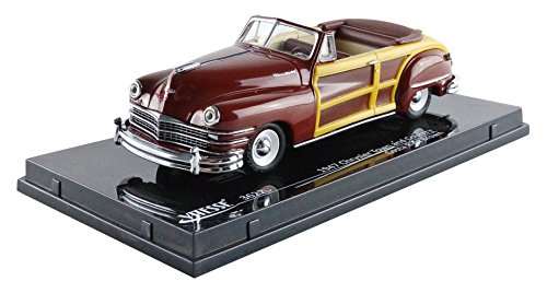 vitesse-sunstar-36220-chrysler-town-country-1947-echelle-1-43-marron