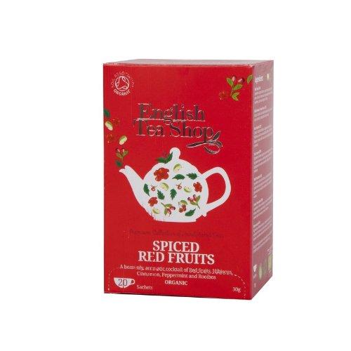 English Tea Shop - Rote Früchte, BIO, 20 Teebeutel