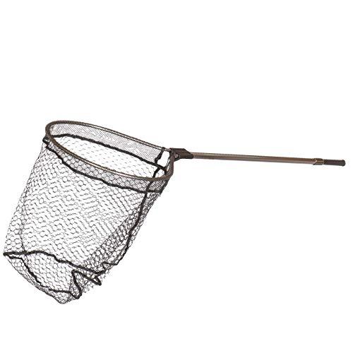 Savage Gear Raubfischkescher Hechtkescher - Full Frame Oval Landing Net schwarz