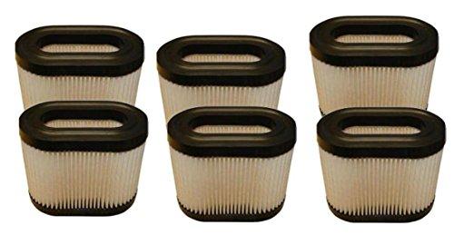 Auto Express Luftfilter für Tecumseh 36745, lev115lev120, ovrm105, ovrm60tvs90Für Centura 5,5PS-Motor - 0,25 Ps Motor