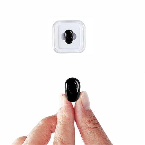 Auriculares inalámbricos, Auriculares Bluetooth, con Auriculares de micrófono con Cargador Portátil para iPhone X, 8, 8plus, 7, 7 + 6s, Samsung Galaxy, iOS, teléfono Inteligente Android