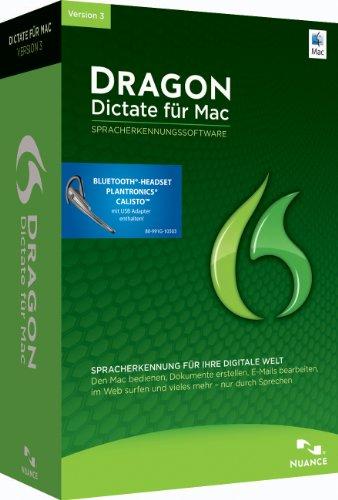 Dragon Dictate 3 für Mac, Wireless