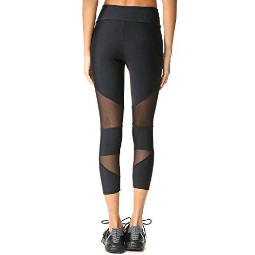 Pantaloni Sportivi delle Donne Leggings Sportivi Donna Push Up Eleganti Leggings Sport Opaco Yoga Fitness Spandex Palestra Pantaloni Leggins Pantaloni Tuta Donna Abbigliamento Fitness Donna NBAA