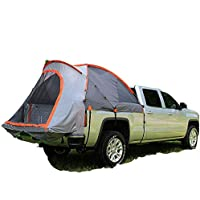 Orange 180 GOTOTOP Im Freien Wasserdichte LKW Zelt Pickup Truck Bett f/ür Camping Angeln 170 cm Grau 315