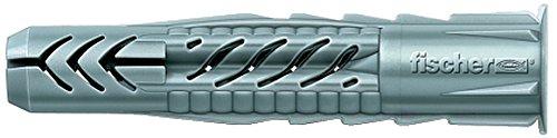 fischer-062762-8-x-50-mm-ux-r-universal-plug-zinc-50-piece