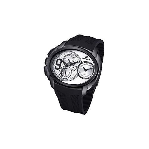 Time Force TF3330M03-Orologio con cinturino in acciaio per uomo,...