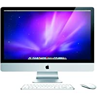 Apple iMac 27 (Mid 2010) - Core i3 3.2GHz, 4GB RAM, 1TB HDD