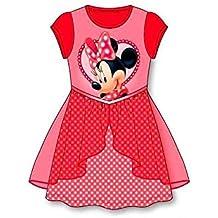 Disfraz Minnie infantil - Único, 5 a 7 años