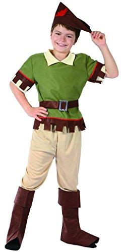 Costume paladino dei boschi bambino 4/6 anni -