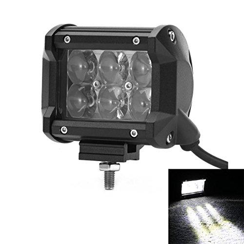 Zll/10,2cm 30W LED Light Bar Flood Light Work Light 4WD ATV Offroad fahren Lampe
