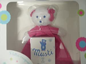Mustela - Coffret Musti Eau de Soin 100 ml + Doudou Rose
