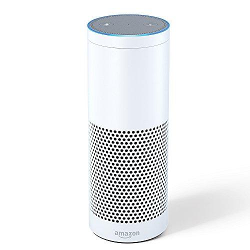 Echo Plus - Mit integriertem Smart Home-Hub (weiß)
