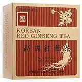Korean Red Ginseng Granulate tea 150g in box 3g x 50 sachets by Korean Red Ginseng