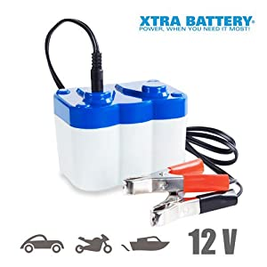 Arrancador Batería Xtra Battery