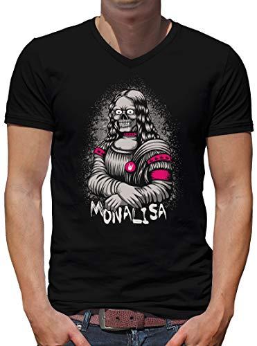 Touchlines Mona Lisa V-Neck T-Shirt Herren M ()