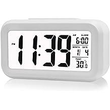 Gearmax® LED sveglia digitale snooze di ripetizione