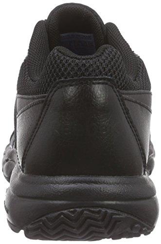 Reebok Work N Cushion 2.0, Baskets Basses Femme Noir (Black/Black)