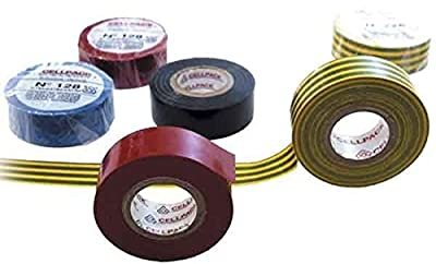 Cellpack Isolierband 128/15mm x10m sw von Cellpack auf Lampenhans.de