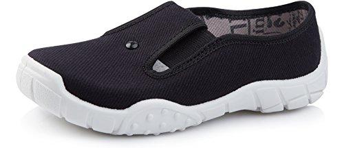 Ladeheid pantofole bambino larw006(nero/bianco, 31)