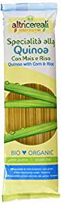 ALTRICEREALI Quinoa Spaghetti, 3er Pack (3 x 250 g)