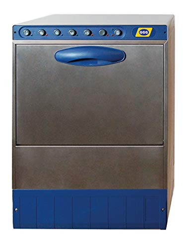 Geschirrspülmaschine 30 Körbe/h Laugenpumpe, Reinigerdosierpumpe und Entkalker Geschirrspüler 230 V Spüler Spülmaschine 590x622x820 mm