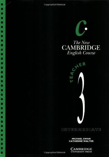 The New Cambridge English Course 3 Teacher's book: Level 3 by Michael Swan (1992-09-10)