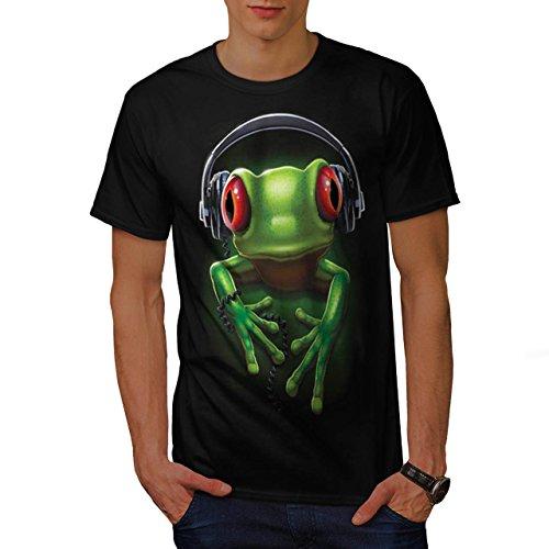 dj-frog-music-rock-street-funky-men-new-black-s-t-shirt-wellcoda