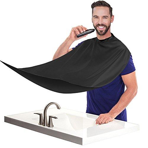 Alta Calidad Delantal Para Afeitado De Barba,Babero de barba,recogedor de pelo