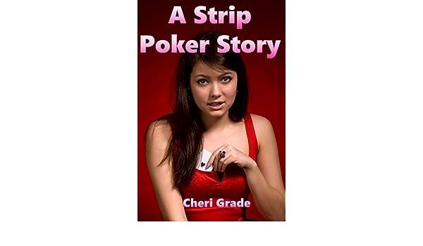 Poker story strip wife