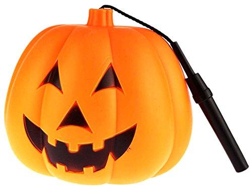 FLT Halloween-Laterne Kürbis-Lampe, 12 cm, für Party-Spiele und Aktivitäten