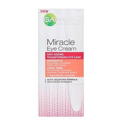 Garnier Skin Naturals Miracle Eye Cream 15ml