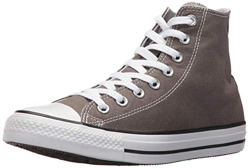 Converse Ctas Core Hi, Baskets mode Mixte Adulte - Gris (Charcoal) 38 EU