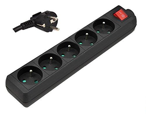maclean-energy-block-multiprises-rallonge-5-prises-avec-interrupteur-noir-30-m