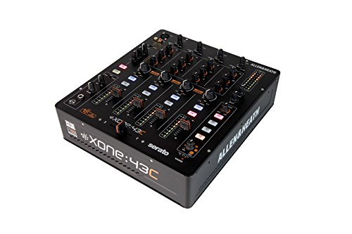ALLEN & HEATH XONE:43C mixer analogico 4 canali interfaccia audio usb