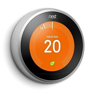 Nest Learning Thermostat, 3rd Generation (B016PW3JSG) | Amazon price tracker / tracking, Amazon price history charts, Amazon price watches, Amazon price drop alerts