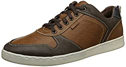 BATA Mens Chevy Tan Sneakers-8 UK/India (42 EU)(8213183)