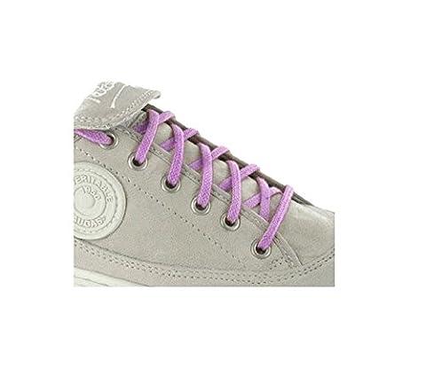 Paire Lacets Plats chaussures violet clair - 150 cm 8 mm - basket tennis sneakers
