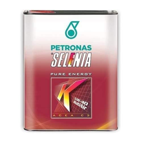 Olio motore auto Selenia Pure Energy K MultiAir 5W40 ACEA C3-4 LITRI