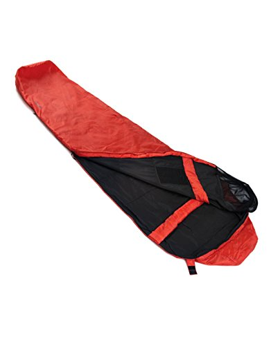 41iyxsjLraL - Snugpak | Travelpak 1 | Outdoor Sleeping Bag | Built in Mosquito Net | Antibacterial