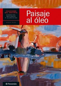 Paisaje Al Oleo por Parramon