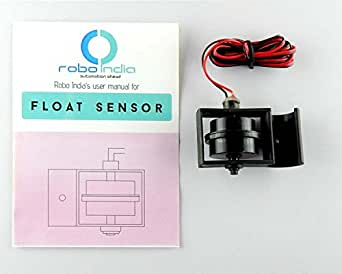 Robo India MG-FLT Magnetic Float Sensor for Water Level Controller Or Indicator