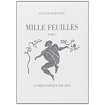 Mille feuilles, tome 1