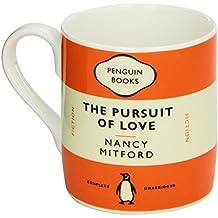 Pursuit Of Love Mug Orange