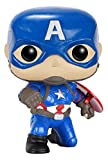 Marvel Pop! Vinyl Funko FUN7720 Figurine Captain America