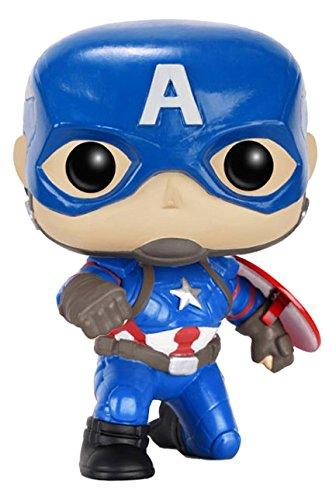 Marvel Pop! Vinyl Funko FUN7720 Figurine Captain America